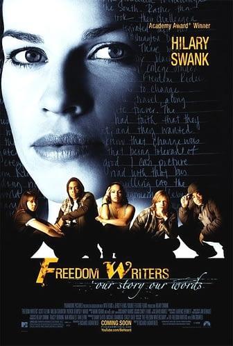 la lista definitiva dei 90 film motivazionali Freedom Writers