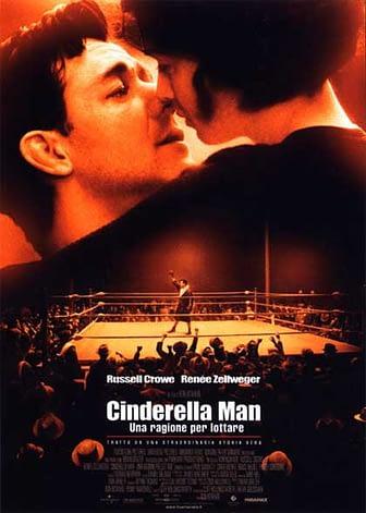 Cinderella Man film motivazionali